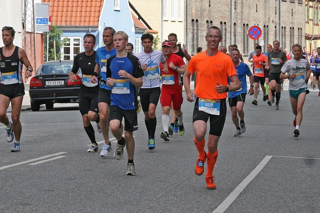 Ulrik Torp Pedersen - Nykredit Invest Aarhus City Halvmarathon 2013