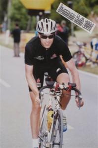 Fra min Ironmann i Roth 2001