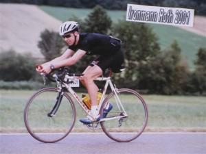 Ironmann i Roth 2001